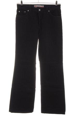 LTB by Littlebig Straight-Leg Jeans schwarz Casual-Look