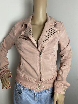LTB damen rosa jacke gr s biker jacke gebraucht sommer