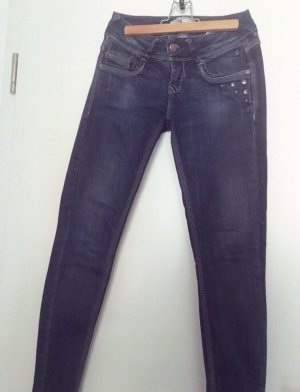 LTB Dunkle Blaue Jeans