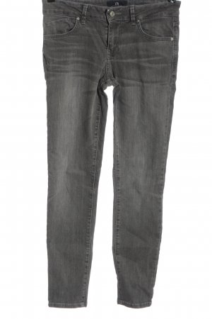 LTB High Waist Jeans hellgrau Casual-Look