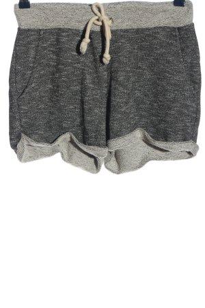LTB Hot Pants hellgrau Casual-Look
