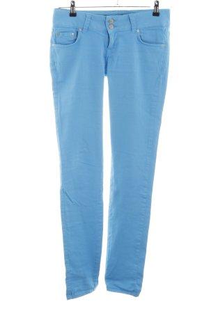 LTB Hüfthose blau Casual-Look