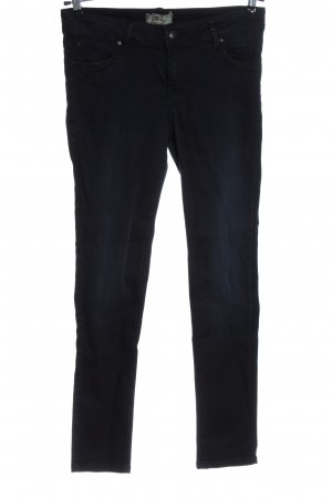 LTB Lage taille broek blauw casual uitstraling
