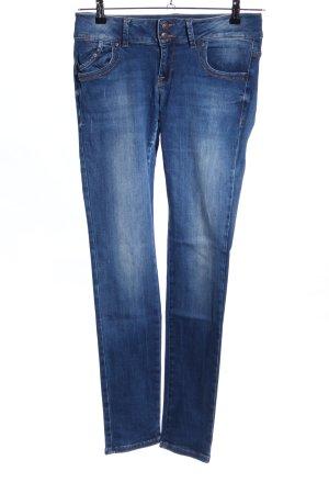 LTB Jeans vita bassa blu stile casual