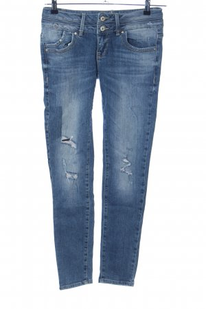 LTB Low Rise jeans blauw casual uitstraling