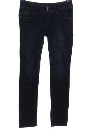 LTB Jeansy biodrówki niebieski W stylu casual