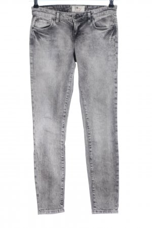 LTB Low Rise jeans lichtgrijs casual uitstraling