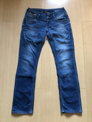 LTB Low Rise Jeans slate-gray-steel blue