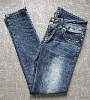 LTB Spodnie biodrówki niebieski