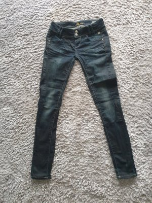LTB by Littlebig Skinny Jeans dark blue