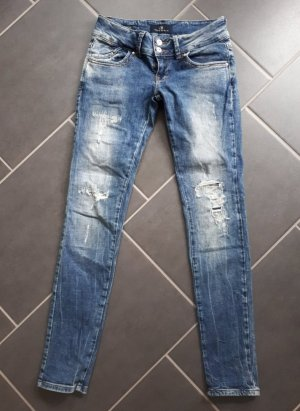 LTB Jeans vita bassa blu