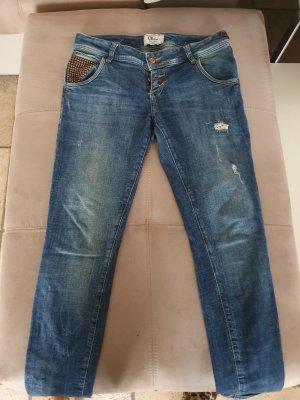 LTB Jeans slim bleu