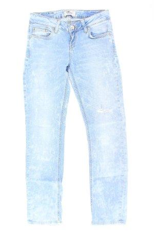 LTB Jeans Größe W27/L30 blau aus Baumwolle
