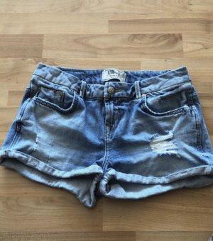 """LTB Jeans Shorts denim """"Judie"""" used look"""