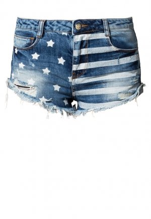 LTB Jeans Shorts im Used-Look Gr. 36 S