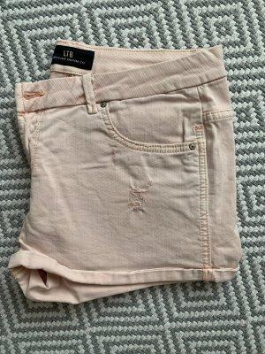 LTB Shorts rosa antico-rosa pallido