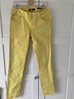 LTB Jeans slim fit giallo Cotone