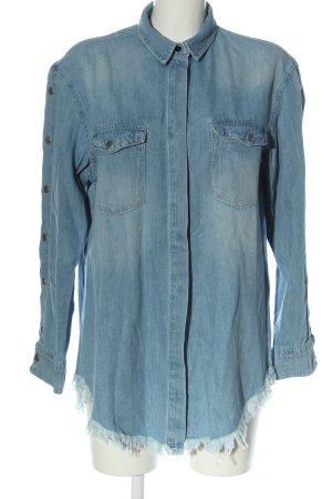 LTB Denim Shirt blue casual look