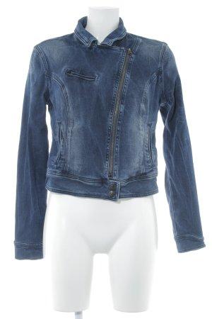 LTB Jeansjacke blau Casual-Look