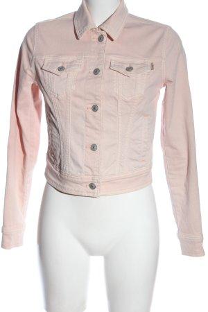 LTB Denim Jacket cream casual look