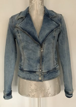 LTB Denim Jacket cornflower blue denim
