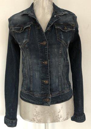 LTB Denim Jacket dark blue cotton