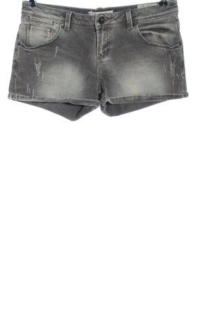 LTB Denim Shorts light grey casual look