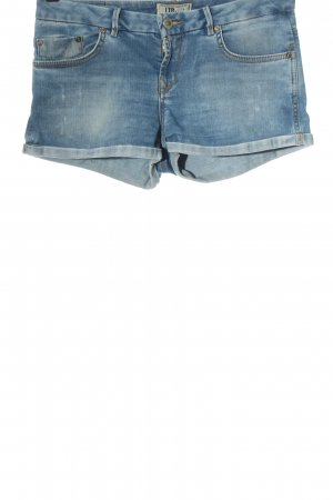 LTB Jeansshorts blau Casual-Look