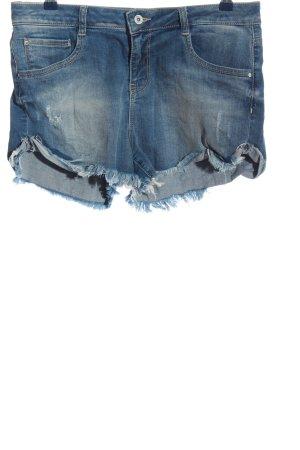 LTB Denim Shorts blue casual look