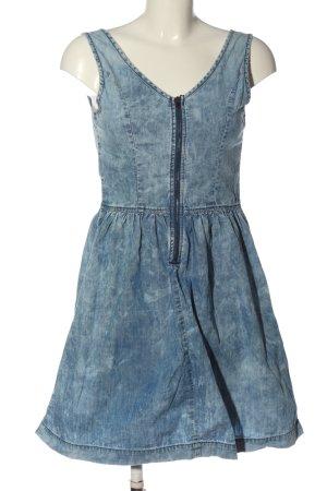 LTB Minikleid blau Casual-Look