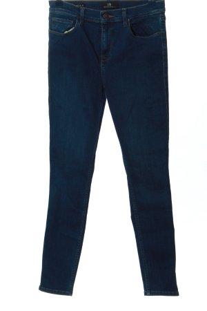 LTB Röhrenhose blau Casual-Look