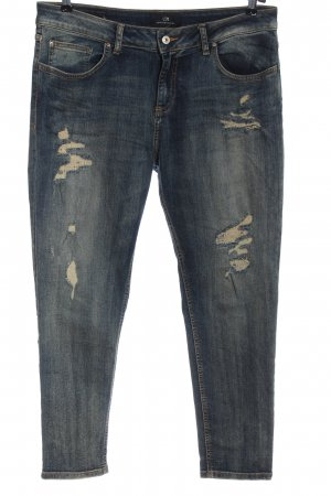 LTB Tube Jeans blue casual look