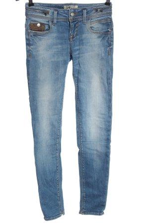 LTB Jeans a sigaretta blu stile casual