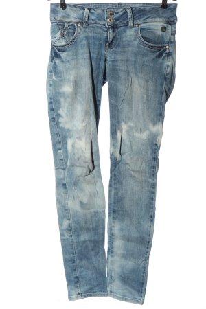 LTB Röhrenjeans blau Casual-Look