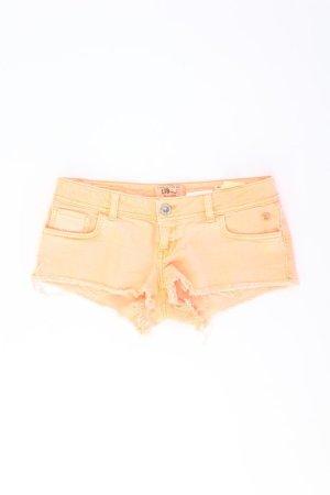 LTB Shorts Größe M orange aus Baumwolle