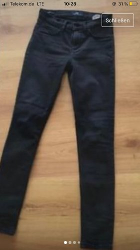 LTB Drainpipe Trousers black-anthracite