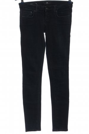 LTB Skinny Jeans schwarz Casual-Look