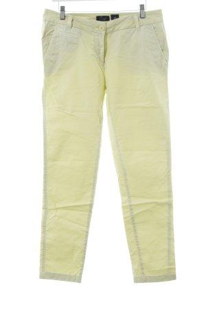 LTB Skinny Jeans blassgelb Casual-Look