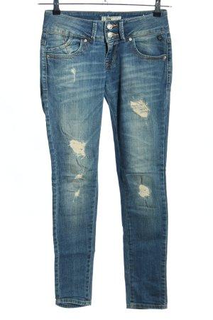 LTB Skinny Jeans blau Casual-Look