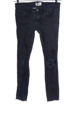 LTB Skinny Jeans schwarz