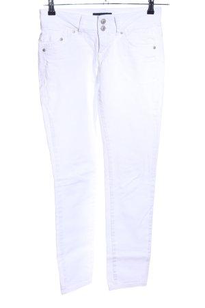 LTB Slim Jeans weiß Casual-Look