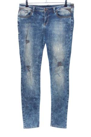 LTB Slim Jeans blau Casual-Look