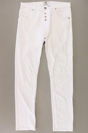 LTB Straight Leg Jeans natural white cotton