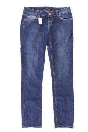 LTB Straight Leg Jeans blue-neon blue-dark blue-azure cotton