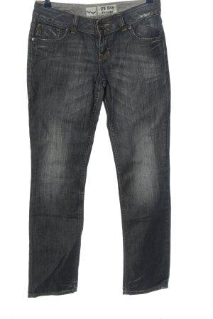 LTB Straight-Leg Jeans hellgrau Casual-Look