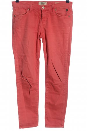 LTB Straight-Leg Jeans rot Casual-Look