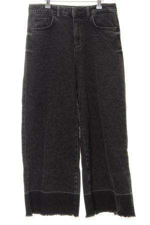 LTB Jeansy z prostymi nogawkami antracyt W stylu casual