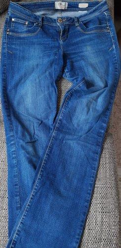 LTB JEANS Vaquero de corte bota azul acero