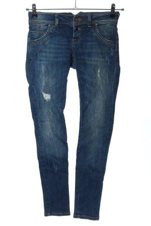 LTB Stretch Jeans blau Casual-Look