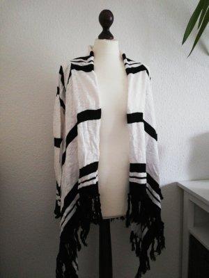 LTB Giacca in maglia multicolore Cotone